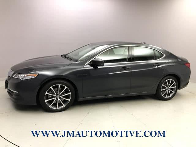 Used 2015 Acura Tlx in Naugatuck, Connecticut | J&M Automotive Sls&Svc LLC. Naugatuck, Connecticut