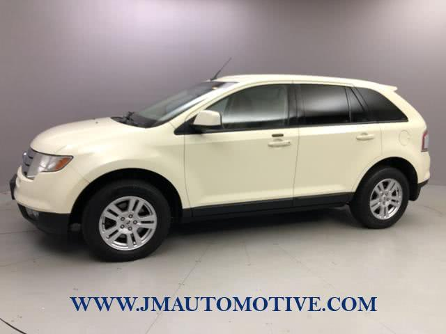 Used Ford Edge AWD 4dr SEL 2007 | J&M Automotive Sls&Svc LLC. Naugatuck, Connecticut
