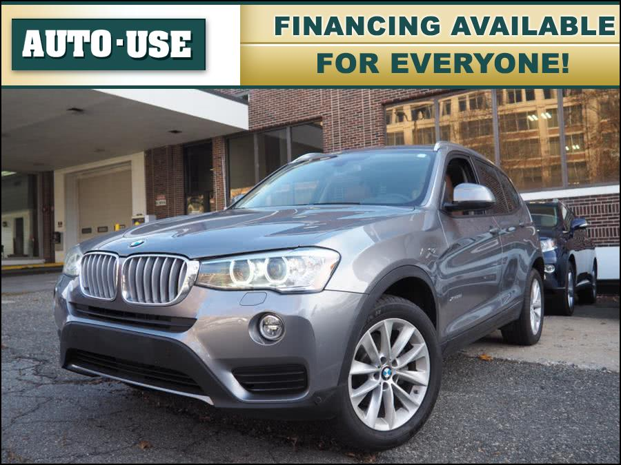 Used 2017 BMW X3 in Andover, Massachusetts | Autouse. Andover, Massachusetts
