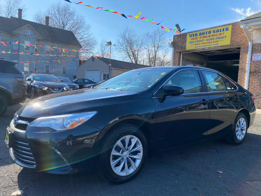 Used 2016 Toyota Camry in Hartford, Connecticut | VEB Auto Sales. Hartford, Connecticut