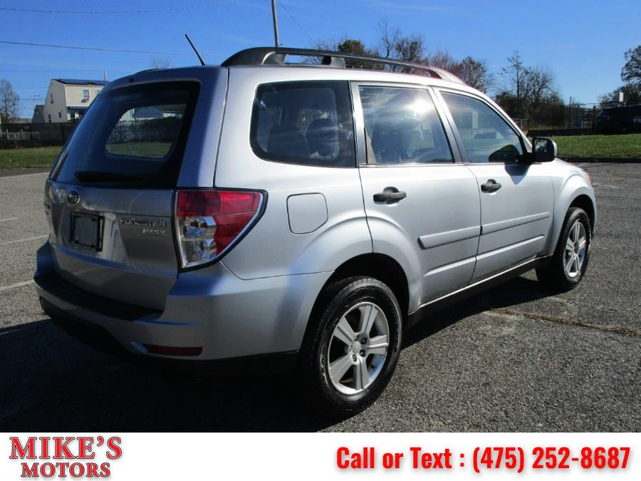 Used Subaru Forester 4dr Auto 2.5X 2013 | Mike's Motors LLC. Stratford, Connecticut