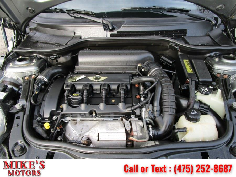 Used MINI Cooper Hardtop 2dr Cpe S 2008 | Mike's Motors LLC. Stratford, Connecticut