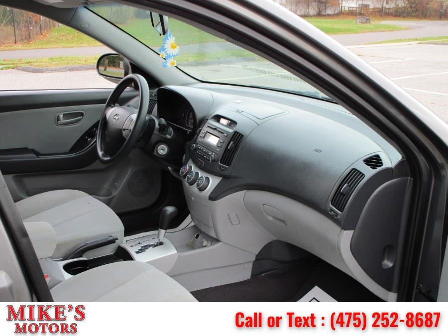 Used Hyundai Elantra 4dr Sdn Auto GLS 2008   Mike's Motors LLC. Stratford, Connecticut