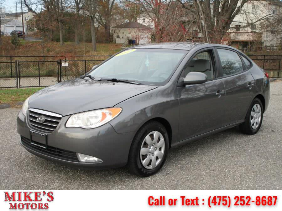Used Hyundai Elantra 4dr Sdn Auto GLS 2008 | Mike's Motors LLC. Stratford, Connecticut