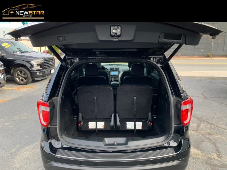 Used Ford Explorer XLT 4WD 2018 | New Star Motors. Chelsea, Massachusetts