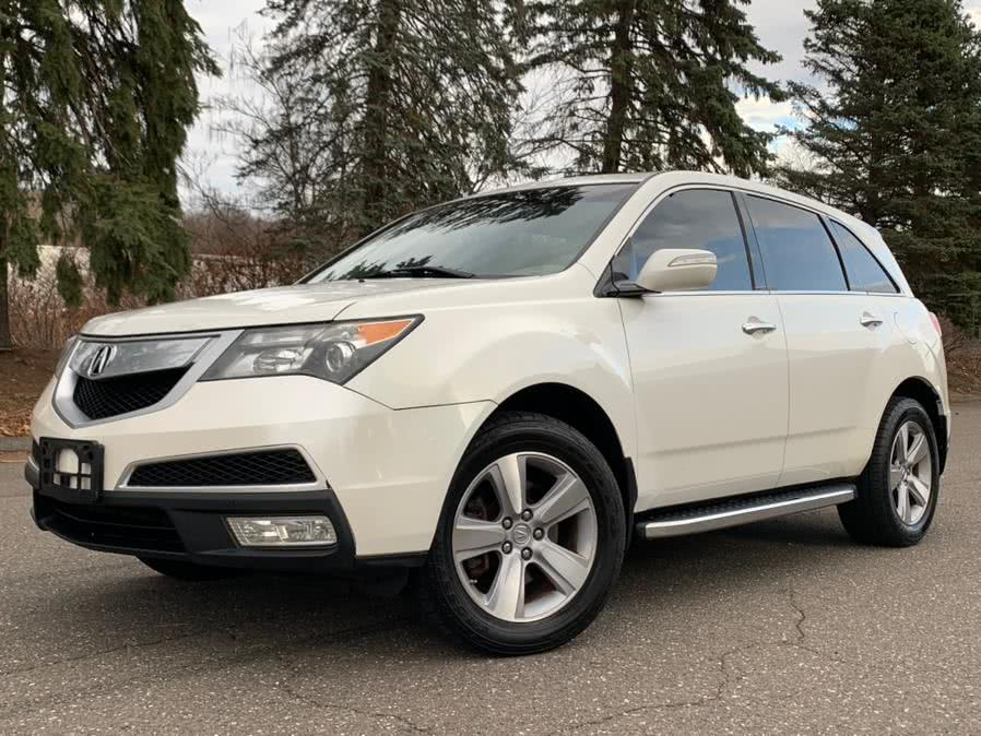 Used 2011 Acura MDX in Waterbury, Connecticut | Platinum Auto Care. Waterbury, Connecticut