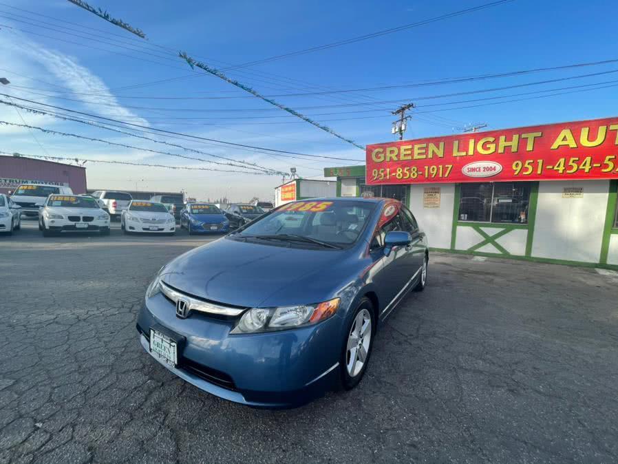 Used 2008 Honda Civic Sdn in Corona, California | Green Light Auto. Corona, California