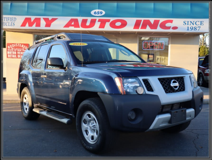 Used 2010 Nissan Xterra in Huntington Station, New York | My Auto Inc.. Huntington Station, New York