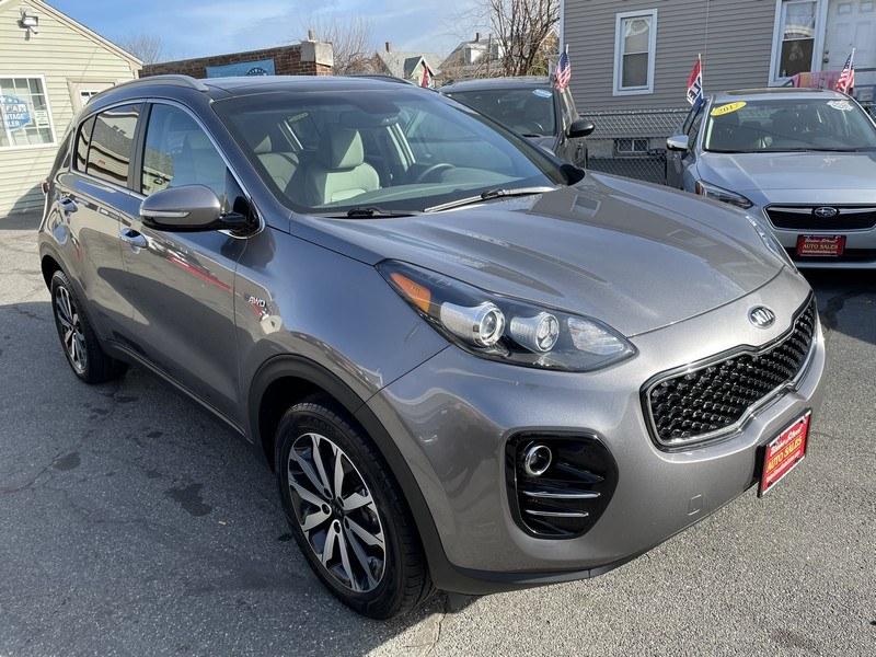Used Kia Sportage EX AWD 2017 | Union Street Auto Sales. West Springfield, Massachusetts