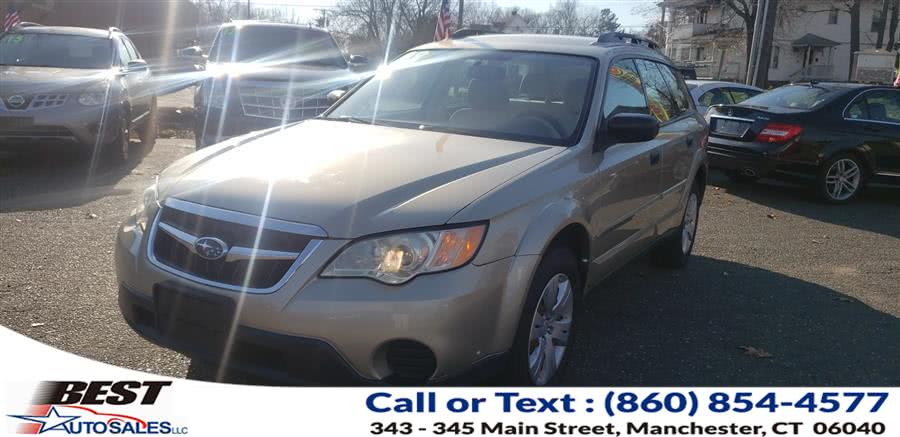 Used 2008 Subaru Outback (Natl) in Manchester, Connecticut | Best Auto Sales LLC. Manchester, Connecticut