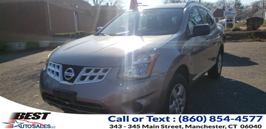 Used Nissan Rogue Select AWD 4dr S 2015 | Best Auto Sales LLC. Manchester, Connecticut
