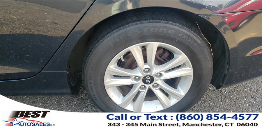 Used Hyundai Sonata 4dr Sdn 2.4L Auto GLS 2012 | Best Auto Sales LLC. Manchester, Connecticut