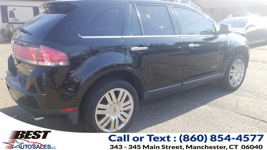 Used Lincoln MKX AWD 4dr 2009 | Best Auto Sales LLC. Manchester, Connecticut