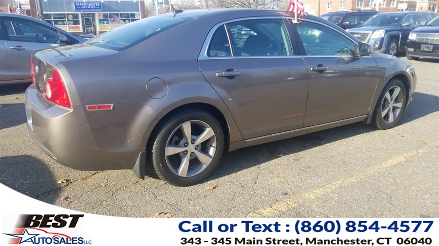 Used Chevrolet Malibu 4dr Sdn LT w/1LT 2011 | Best Auto Sales LLC. Manchester, Connecticut