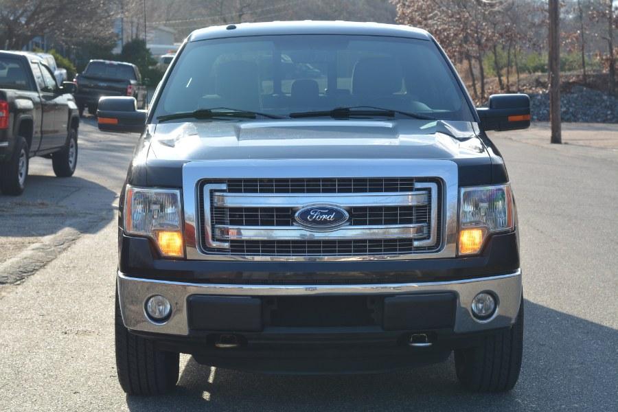 "Used Ford F-150 4WD SuperCrew 145"" XLT 2013   New Beginning Auto Service Inc . Ashland , Massachusetts"
