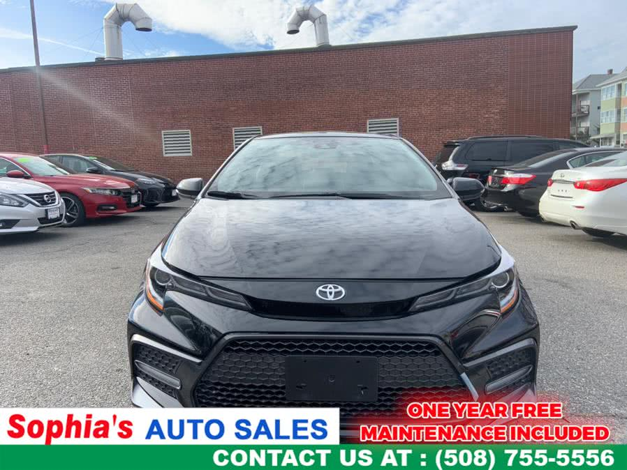 Used 2020 Toyota Corolla in Worcester, Massachusetts | Sophia's Auto Sales Inc. Worcester, Massachusetts