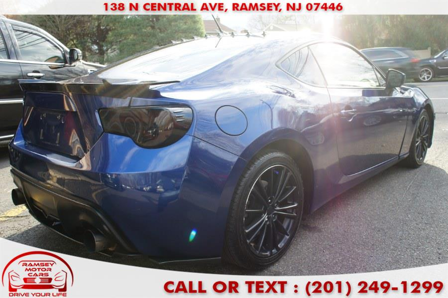 Used Scion FR-S 2dr Cpe Auto (Natl) 2013 | Ramsey Motor Cars Inc. Ramsey, New Jersey