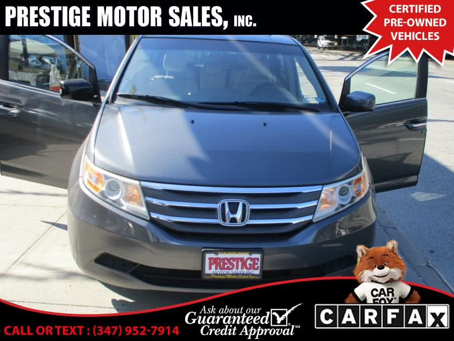 Used 2012 Honda Odyssey in Brooklyn, New York | Prestige Motor Sales Inc. Brooklyn, New York