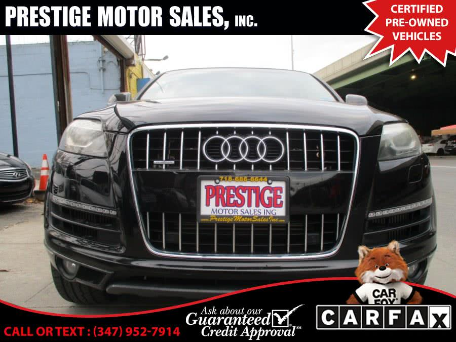 Used Audi Q7 quattro 4dr 3.0L TDI Premium Plus 2010 | Prestige Motor Sales Inc. Brooklyn, New York