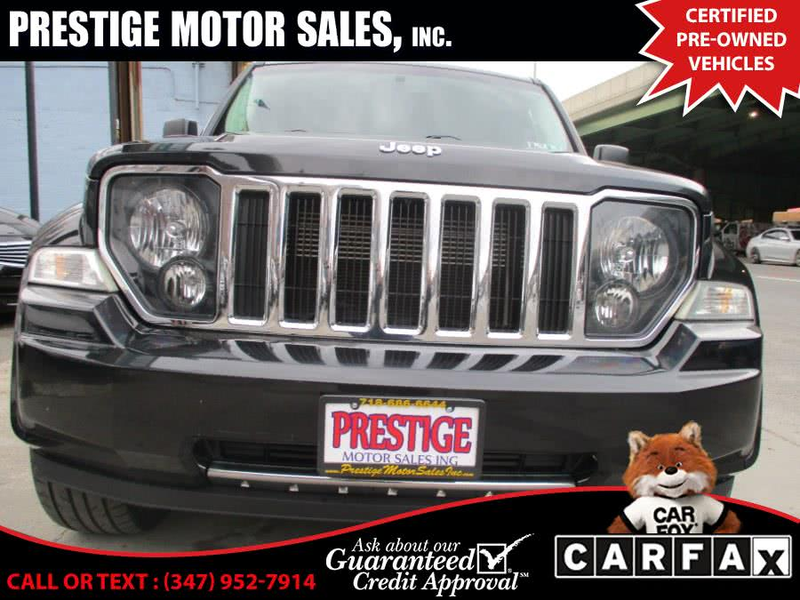 Used Jeep Liberty 4WD 4dr Limited Jet 2012 | Prestige Motor Sales Inc. Brooklyn, New York