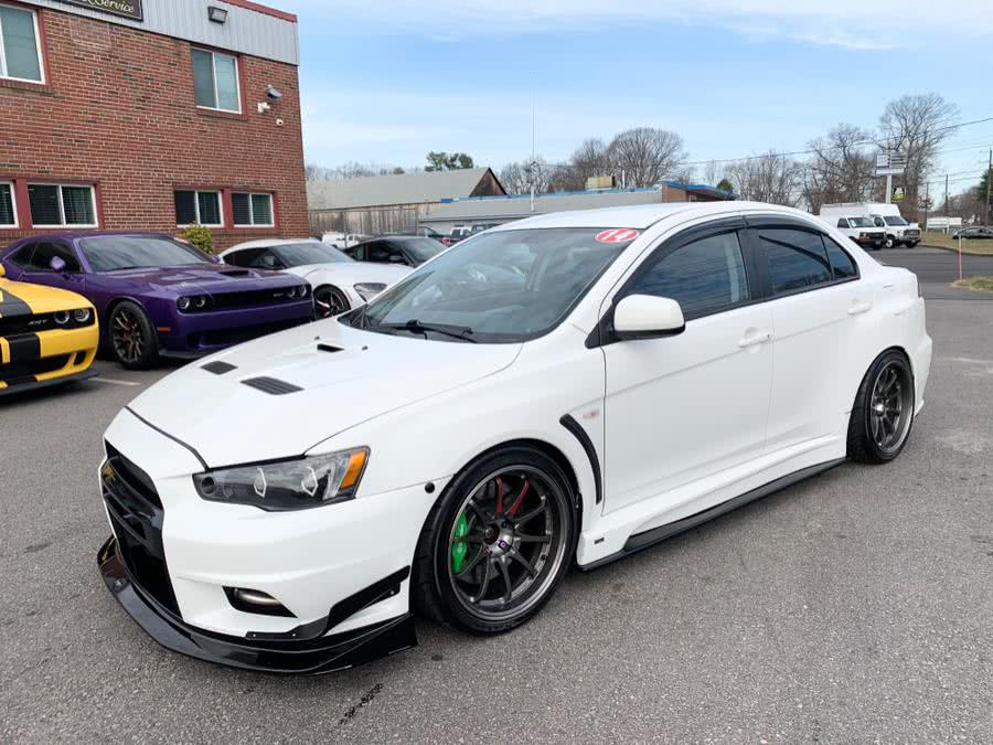 2014 Mitsubishi Lancer Evolution 4dr Sdn Man GSR, available for sale in South Windsor, CT