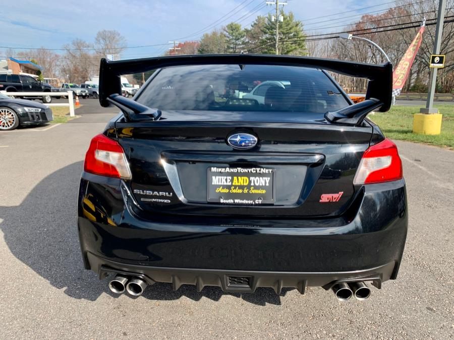 Used Subaru WRX STI 4dr Sdn Limited 2015 | Mike And Tony Auto Sales, Inc. South Windsor, Connecticut