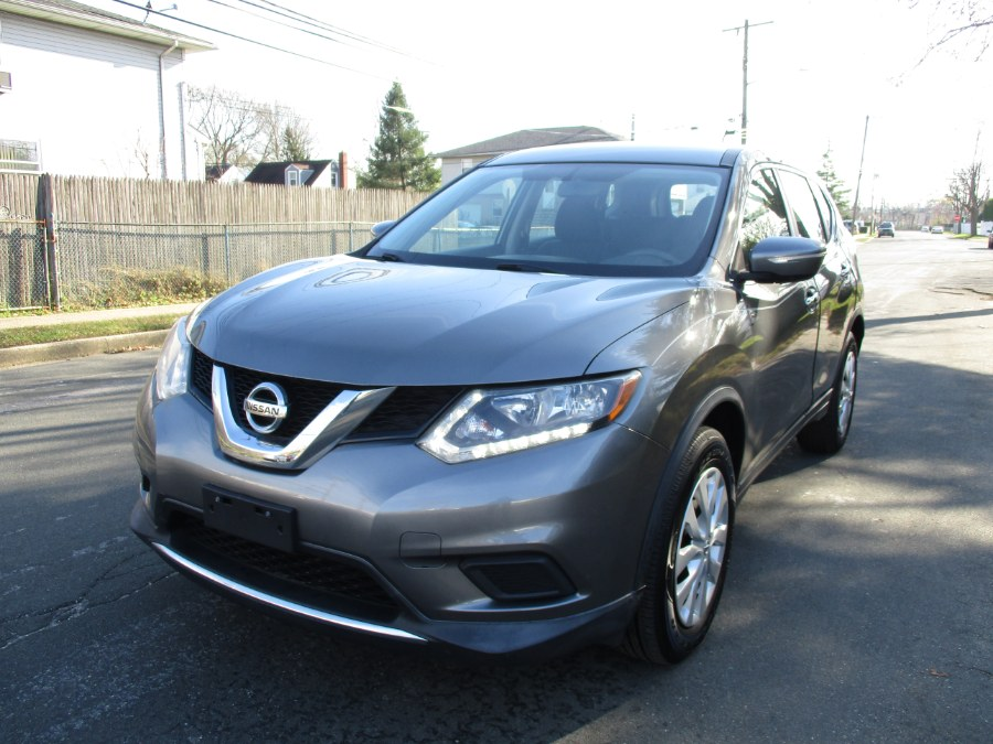 Used Nissan Rogue AWD 4dr S 2015   New Gen Auto Group. West Babylon, New York