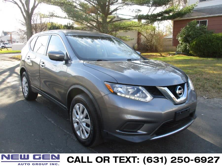 Used 2015 Nissan Rogue in West Babylon, New York | New Gen Auto Group. West Babylon, New York
