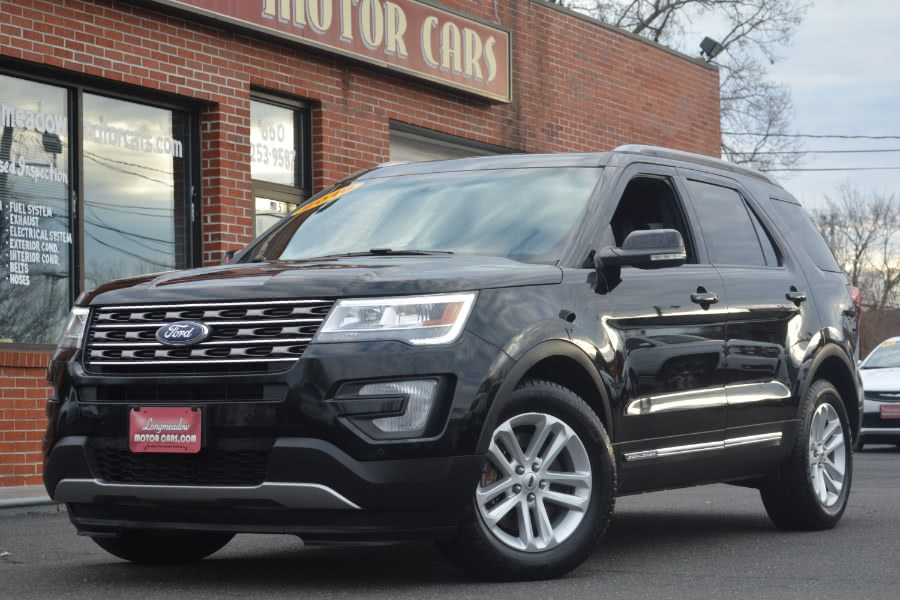 Used 2016 Ford Explorer in ENFIELD, Connecticut | Longmeadow Motor Cars. ENFIELD, Connecticut