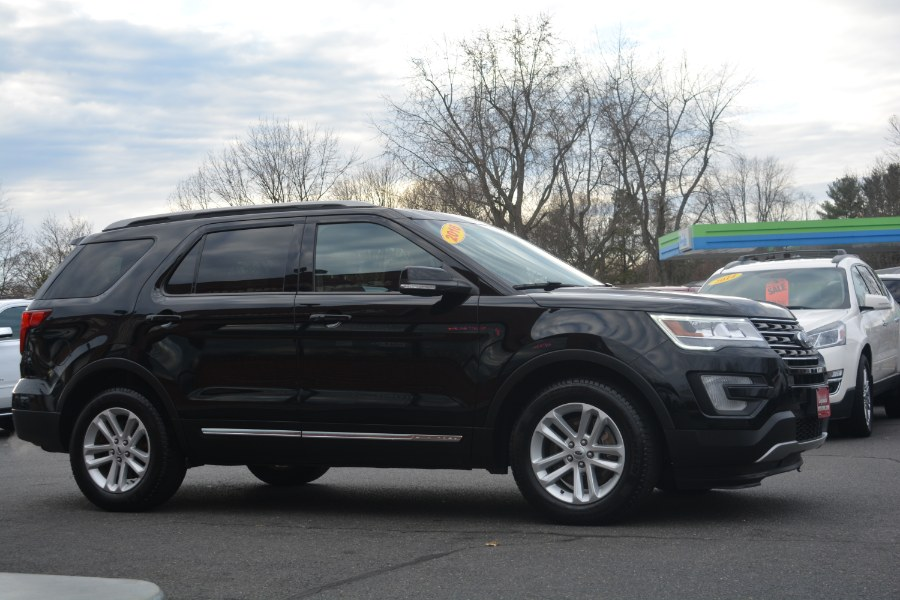 Used Ford Explorer FWD 4dr XLT 2016 | Longmeadow Motor Cars. ENFIELD, Connecticut