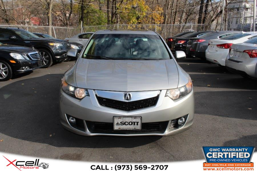 Used Acura TSX Tech Pkg 4dr Sdn Auto Tech Pkg 2009   Xcell Motors LLC. Paterson, New Jersey