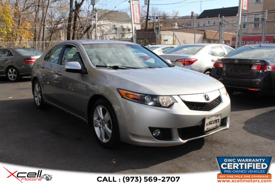 Used 2009 Acura TSX Tech Pkg in Paterson, New Jersey | Xcell Motors LLC. Paterson, New Jersey