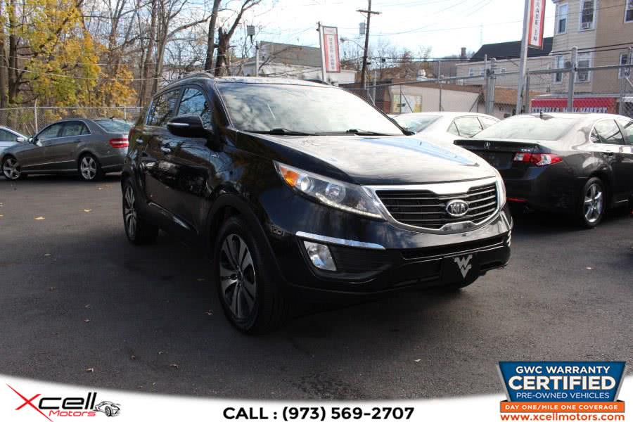 Used 2011 Kia Sportage AWD EX in Paterson, New Jersey | Xcell Motors LLC. Paterson, New Jersey