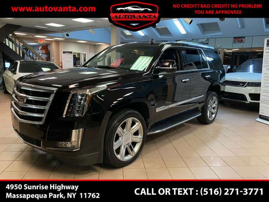 Used Cadillac Escalade 4WD 4dr Luxury 2019 | Autovanta. Massapequa Park, New York