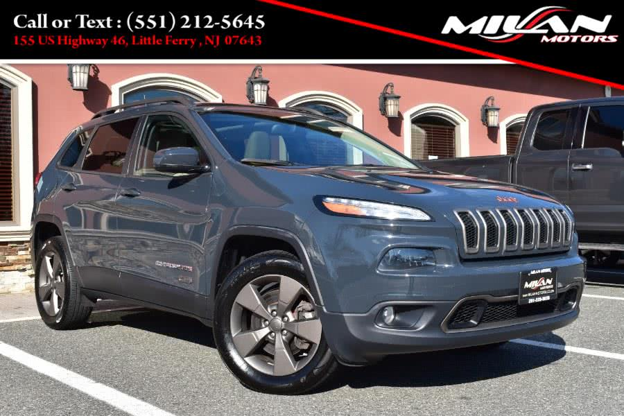 Used Jeep Cherokee 4WD 4dr Latitude 2016 | Milan Motors. Little Ferry , New Jersey