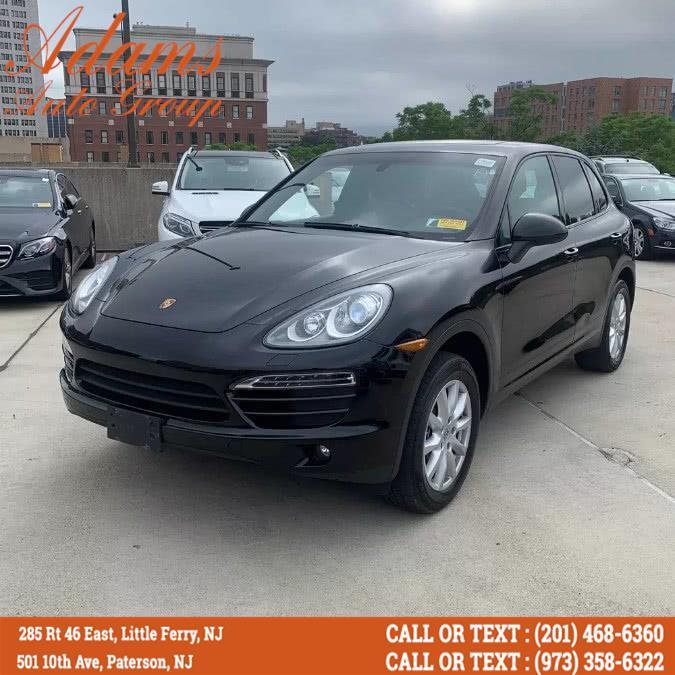 Used 2014 Porsche Cayenne in Little Ferry , New Jersey | Adams Auto Group . Little Ferry , New Jersey