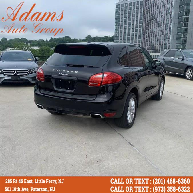 Used Porsche Cayenne AWD 4dr Tiptronic 2014   Adams Auto Group. Paterson, New Jersey