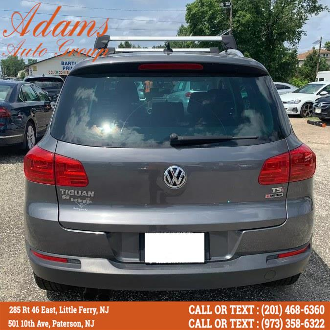 Used Volkswagen Tiguan 4MOTION 4dr Auto R-Line 2016 | Adams Auto Group. Paterson, New Jersey