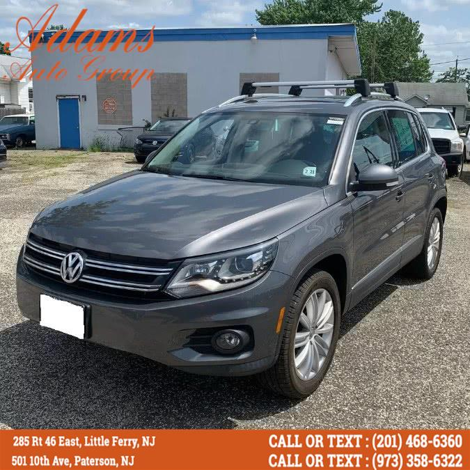 Used 2016 Volkswagen Tiguan in Little Ferry , New Jersey | Adams Auto Group . Little Ferry , New Jersey
