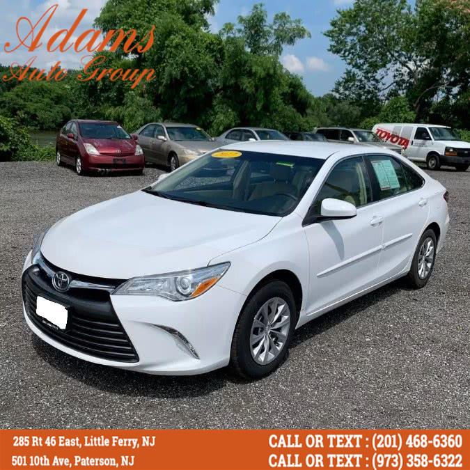 Used 2017 Toyota Camry in Little Ferry , New Jersey | Adams Auto Group . Little Ferry , New Jersey