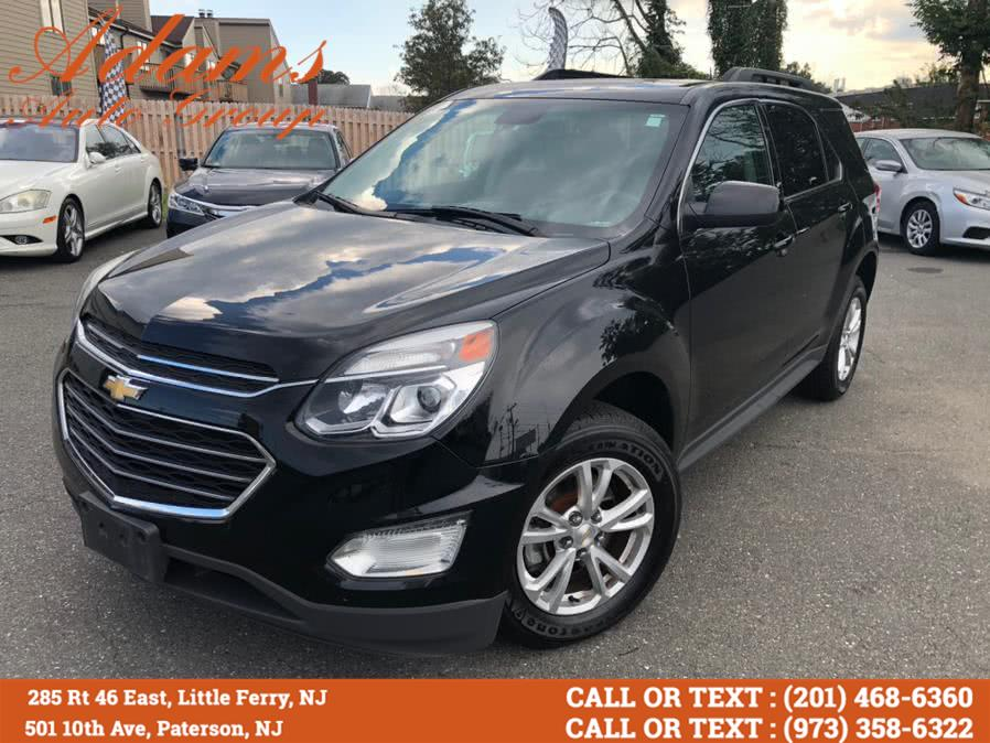 Used 2017 Chevrolet Equinox in Little Ferry , New Jersey | Adams Auto Group . Little Ferry , New Jersey