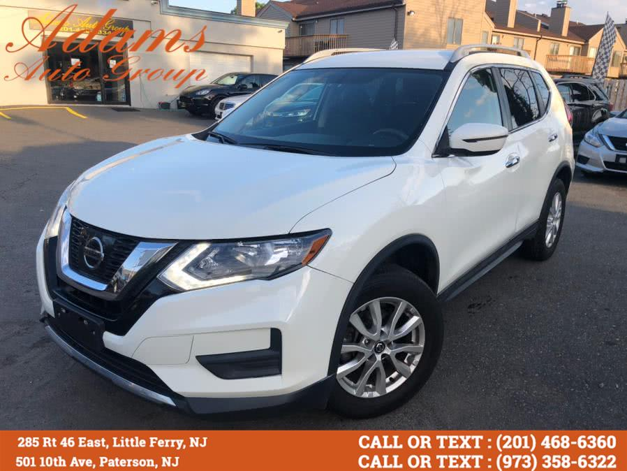 Used 2017 Nissan Rogue in Paterson, New Jersey | Adams Auto Group. Paterson, New Jersey