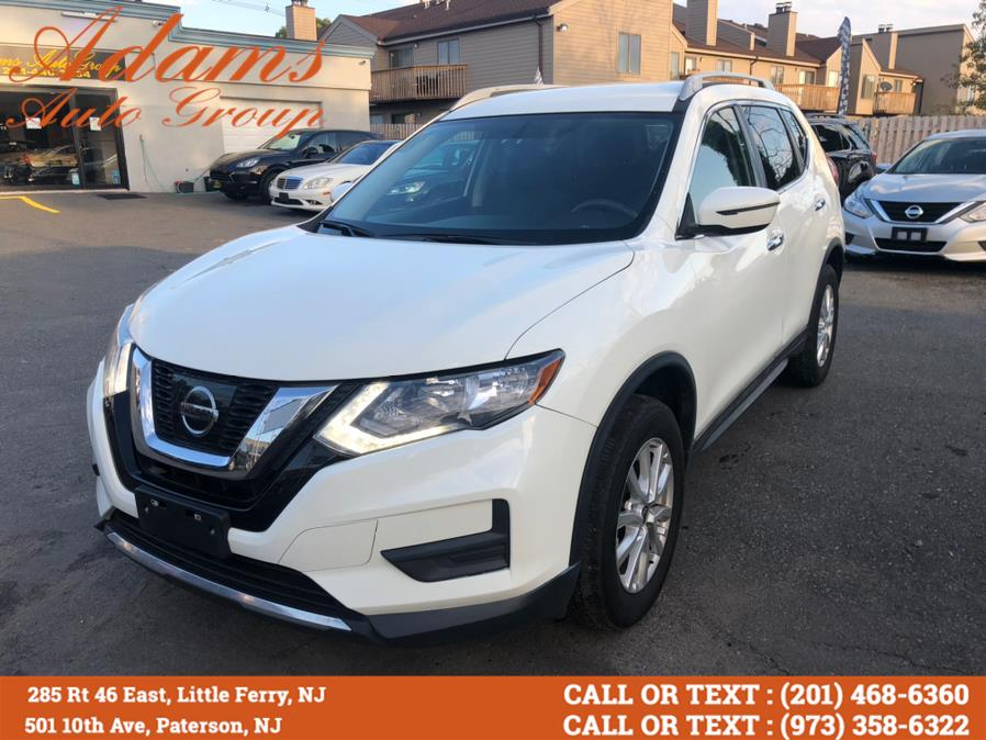 Used Nissan Rogue 2017.5 AWD SV 2017 | Adams Auto Group . Little Ferry , New Jersey