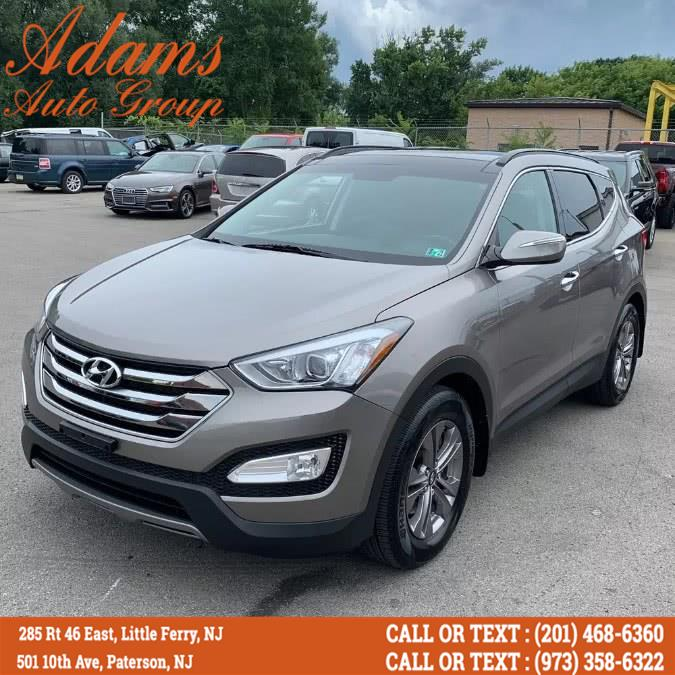 Used Hyundai Santa Fe Sport AWD 4dr 2.4 2015 | Adams Auto Group . Little Ferry , New Jersey