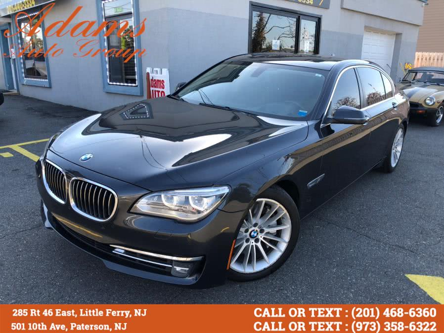 Used 2013 BMW 7 Series in Little Ferry , New Jersey | Adams Auto Group . Little Ferry , New Jersey