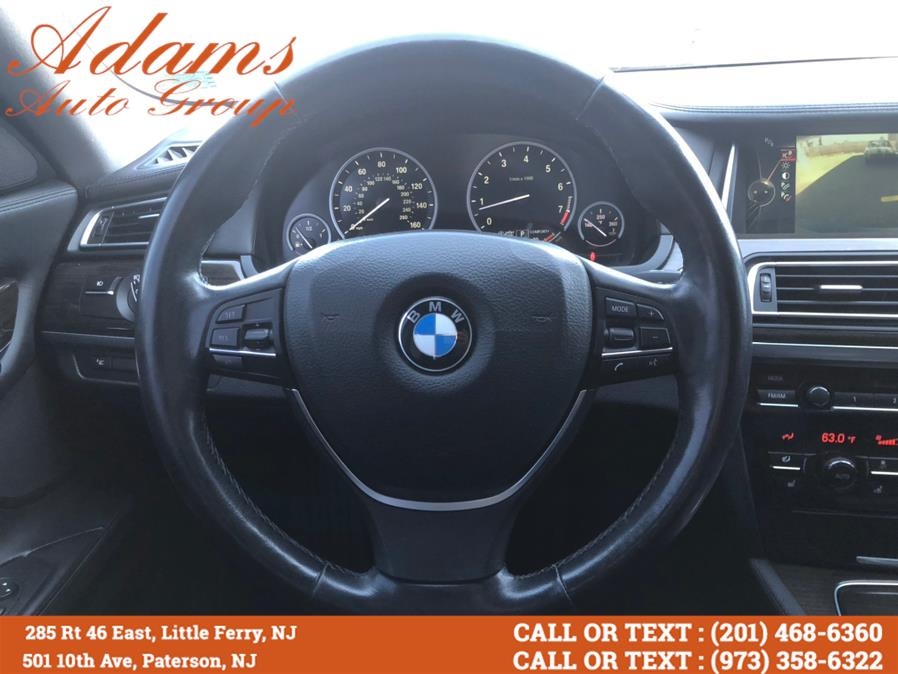 Used BMW 7 Series 4dr Sdn 750Li xDrive AWD 2013 | Adams Auto Group . Little Ferry , New Jersey