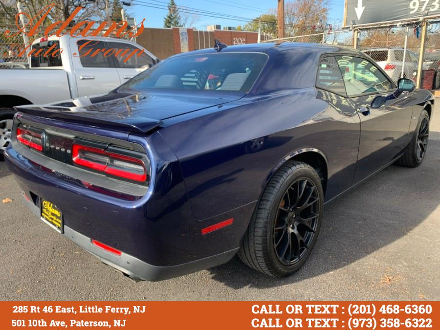 Used Dodge Challenger 2dr Cpe R/T 2015 | Adams Auto Group . Little Ferry , New Jersey