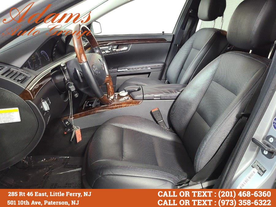 Used Mercedes-Benz S-Class 4dr Sdn S 550 4MATIC 2013   Adams Auto Group . Little Ferry , New Jersey