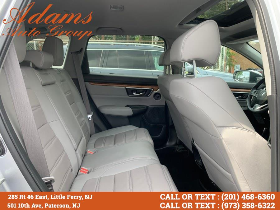 Used Honda CR-V Touring AWD 2018 | Adams Auto Group. Paterson, New Jersey