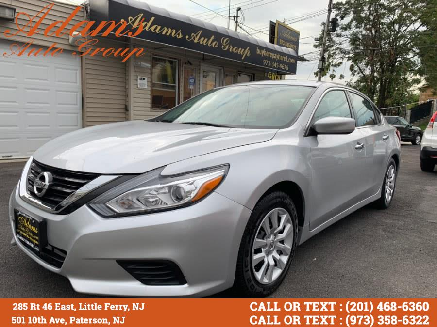 Used 2017 Nissan Altima in Paterson, New Jersey | Adams Auto Group. Paterson, New Jersey